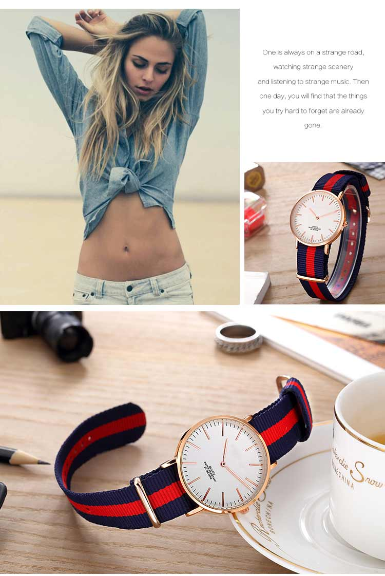 Minimalist Simple Super Thin Watch for Men And Women