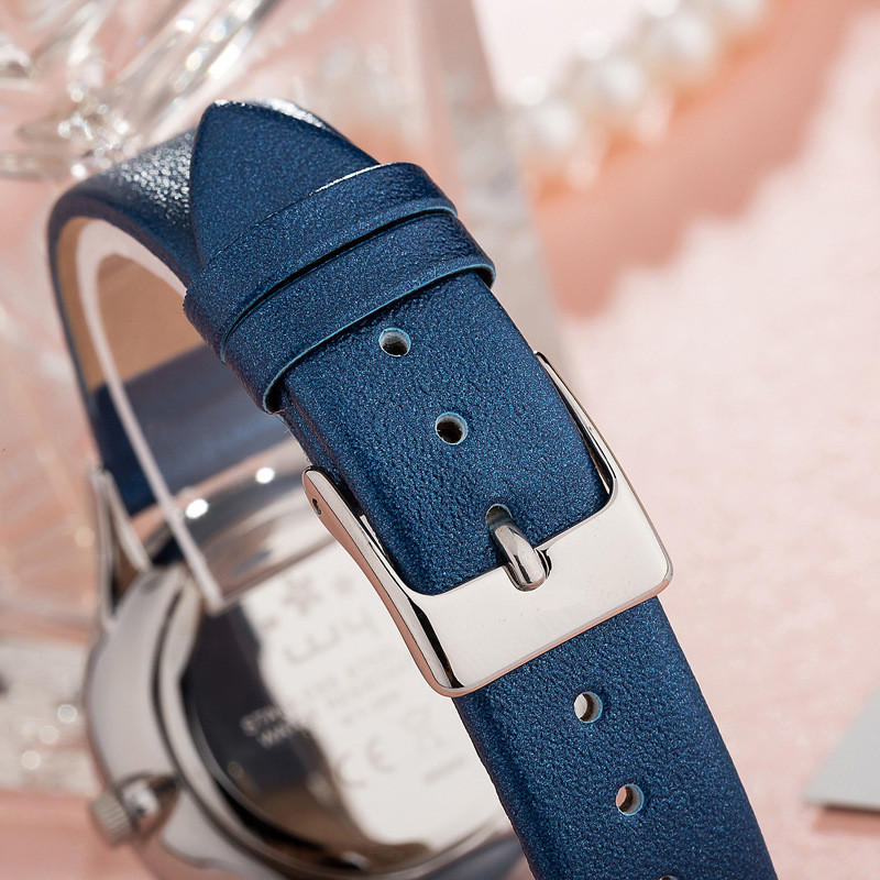 Fashion Minimalist Leather Strap Best Watch For Women