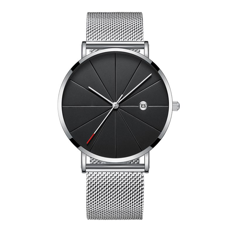 High Quality Custom Stainless Steel Watch Mesh Strap