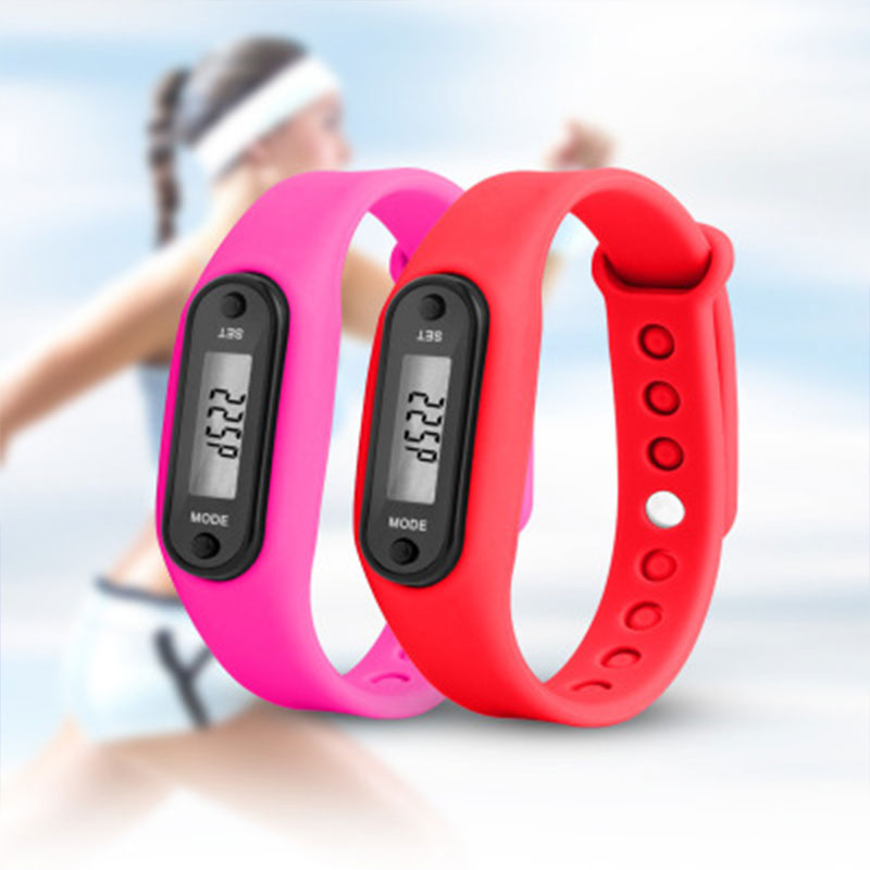 Hot Gift Chinese Quality Products Silicon Sports Digital Watch