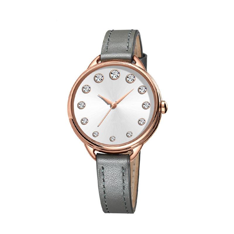 China Watch Factory Custom Luxury Vogue Diamond Watch For Women